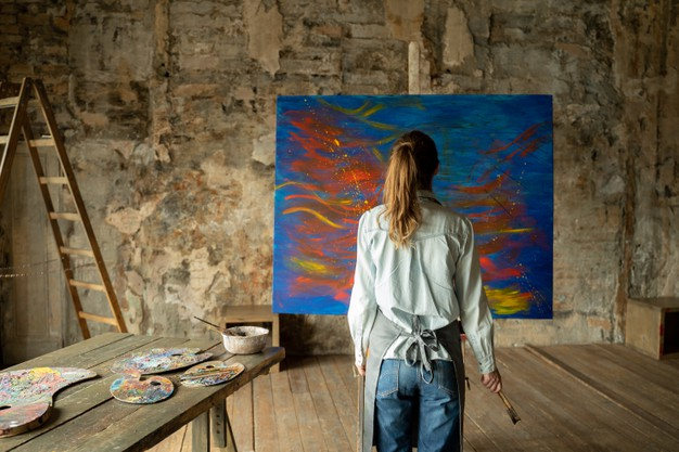ศิลปะจะช่วยทำให้ผ่อนคลายได้จริง